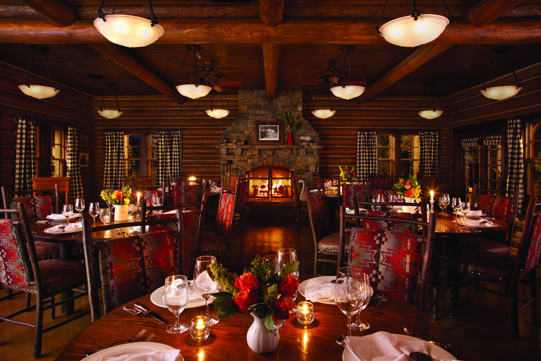 Dining Out The Ranch At Rock Creek Redefines Montana