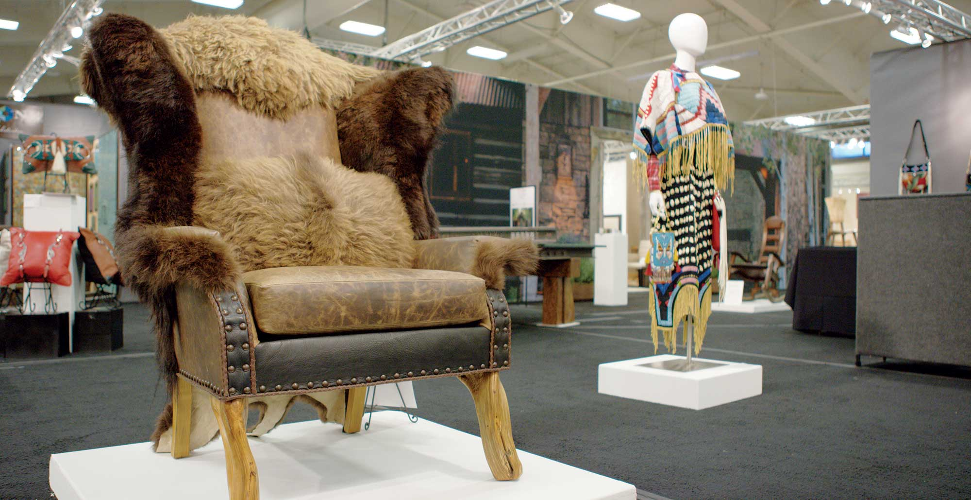 The spirit of the west in jackson wyoming big sky journal for Red chair design jackson wy