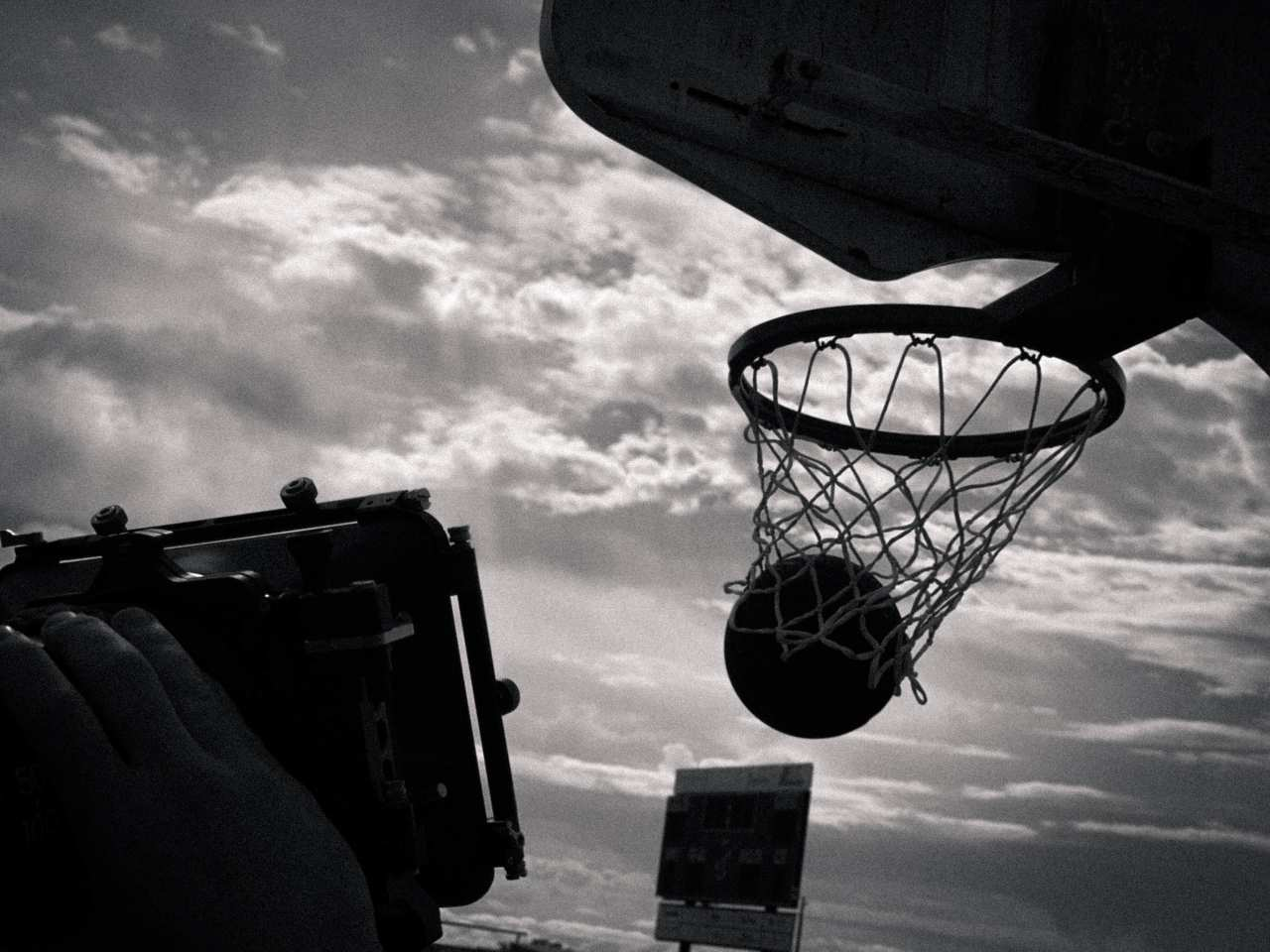 ball and hoop in Montana