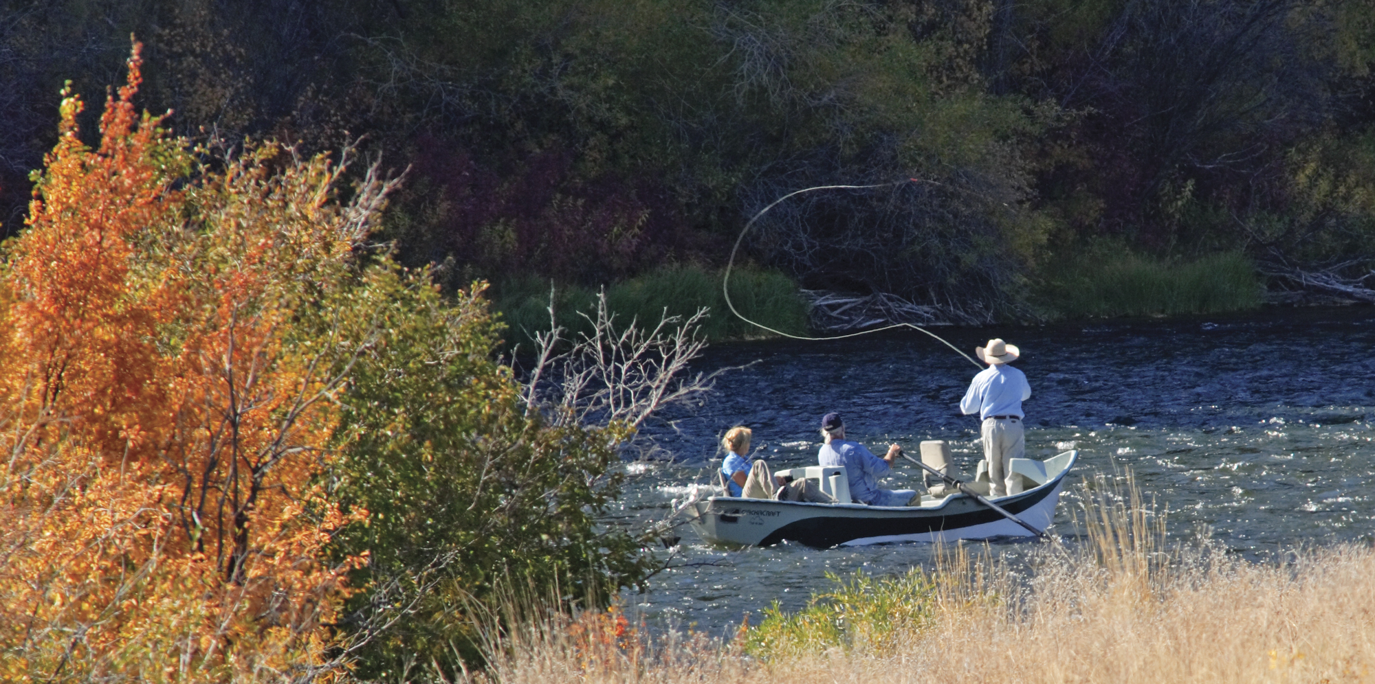 Local knowledge ultimate fly fishing lodge big sky journal for Local knowledge fishing