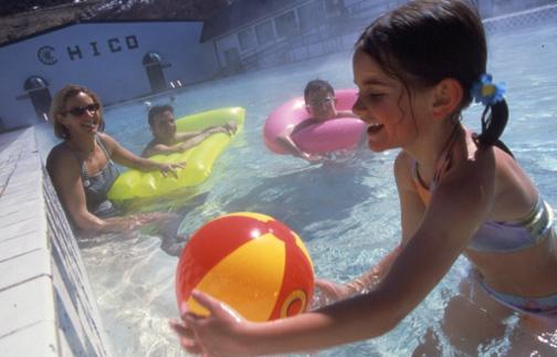 Chico Hot Springs Dining Room Kids Menu