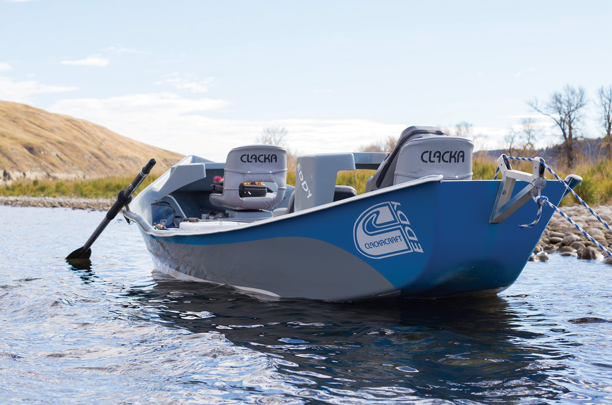 Brand new Round Up: Locally-crafted Drift Boats - Big Sky Journal RQ56
